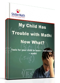 ShillerLearning eBook My Child Has Trouble With Math: Now What?